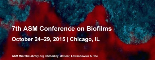 RECOMBINA at the 7th ASM Conference on Biofilms